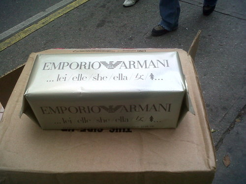 EMPORIO ARMANI For Women Eau de Parfum Spray Image 3